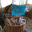 Rapalas variadas 3x25€